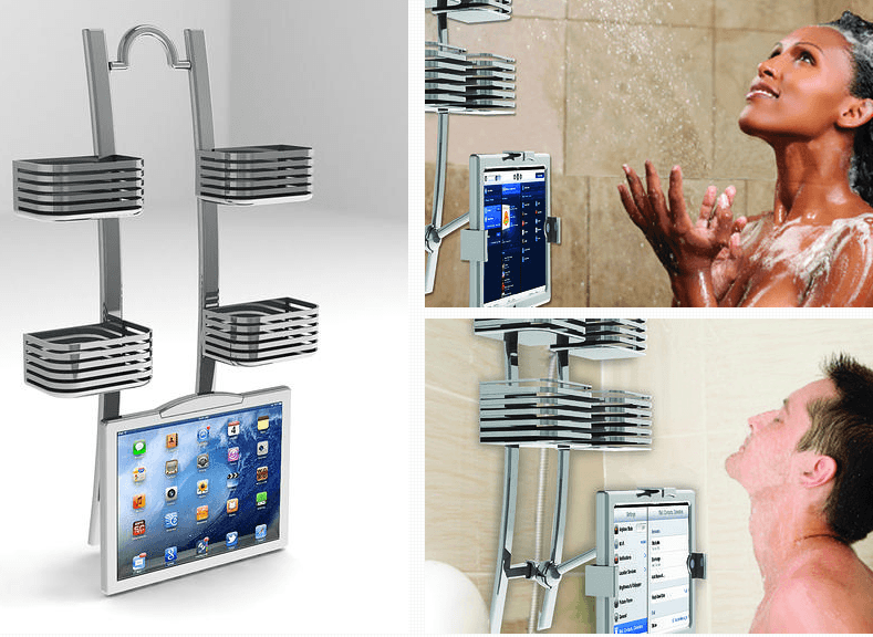 ipad shower