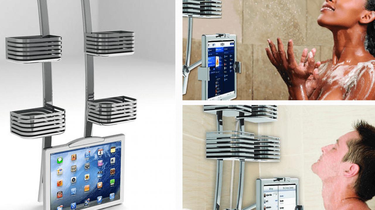 Use Ipad In The Shower 5 Bathroom