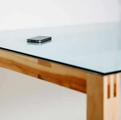 music streaming table