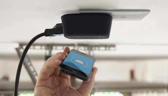 Garage Door Opener App >> Uppy Smart Garage Door Opener For Mobile Devices