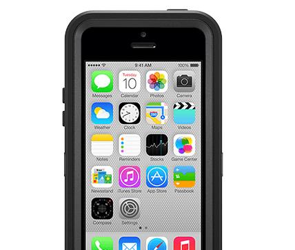 otterbox iphone 5c