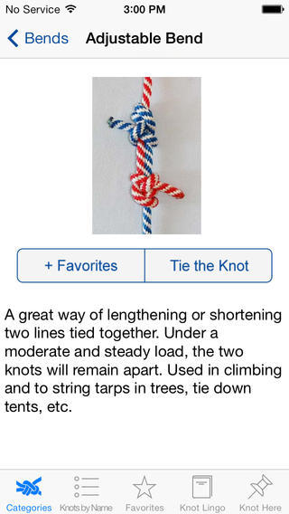 knot guide