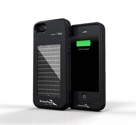 solar iphone 5s case