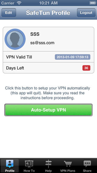 10 Quality VPN Apps for iPhone & iPad -