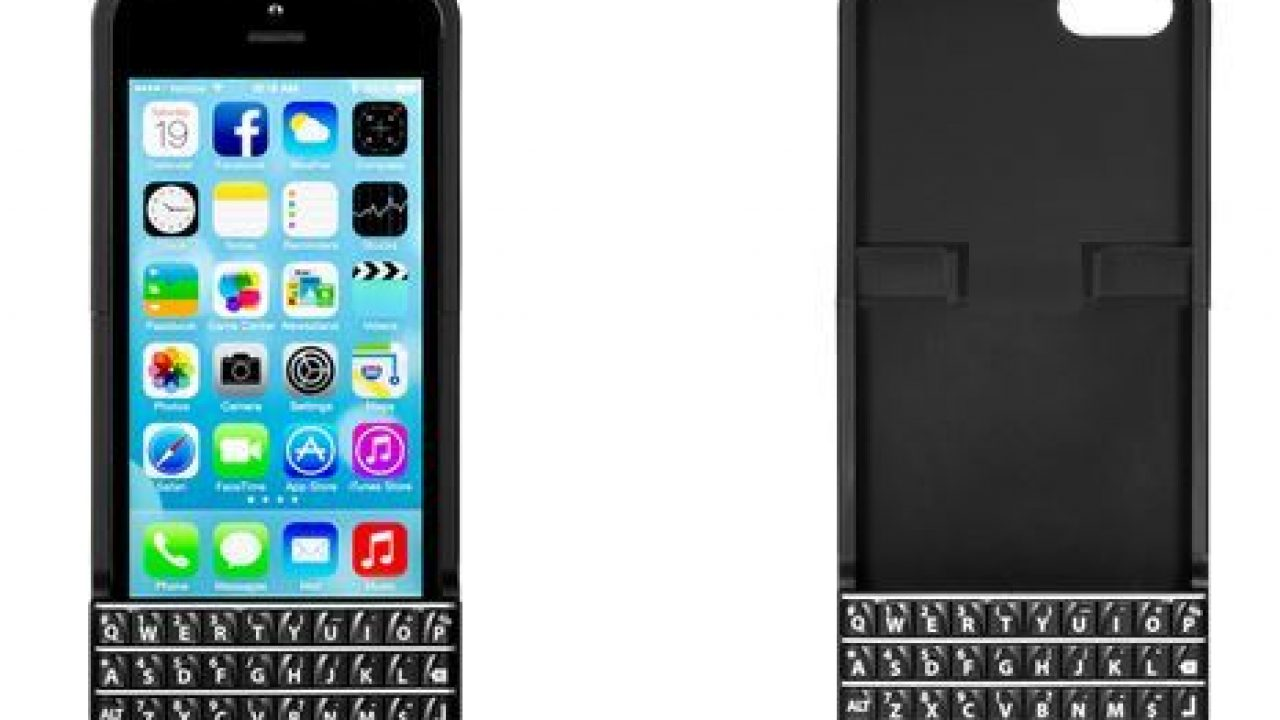 competitive price d97d1 53091 Type Faster on iPhone 5s with Typo Keyboard Case -