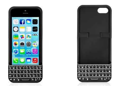 competitive price ef974 238a6 Type Faster on iPhone 5s with Typo Keyboard Case -