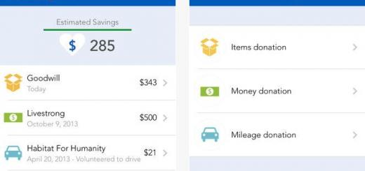 itsdeductible by turbotax tracks your donations