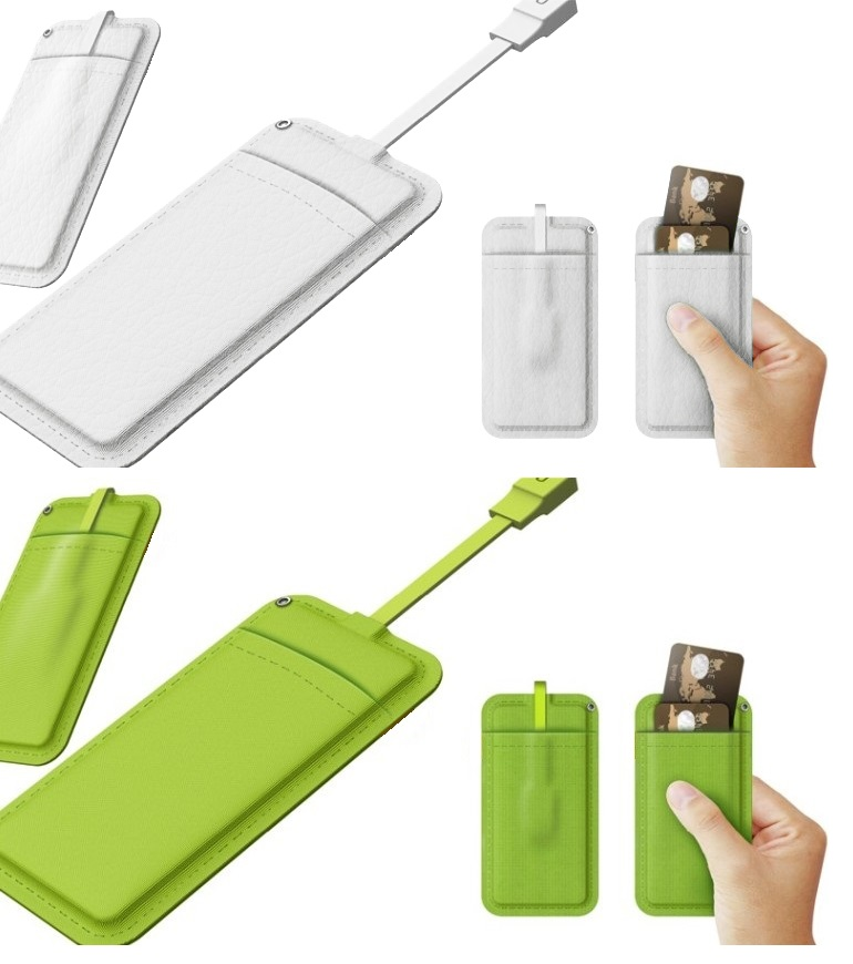 waterproof battery extender