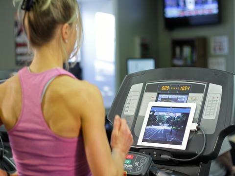 virtual runner