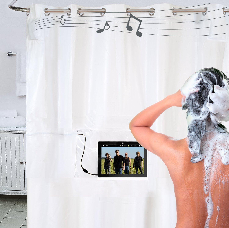 shower tunes