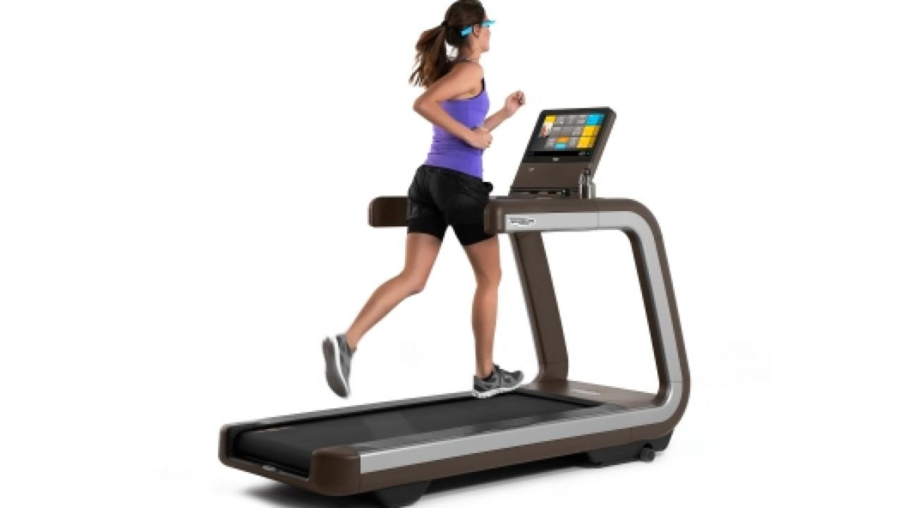 5 iPhone / iPad / Glass Compatible Treadmills -