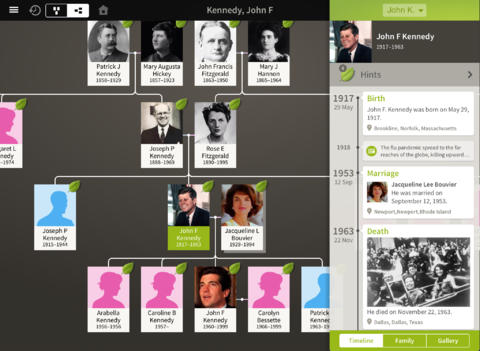 5 Awesome Family Tree Apps for iOS -