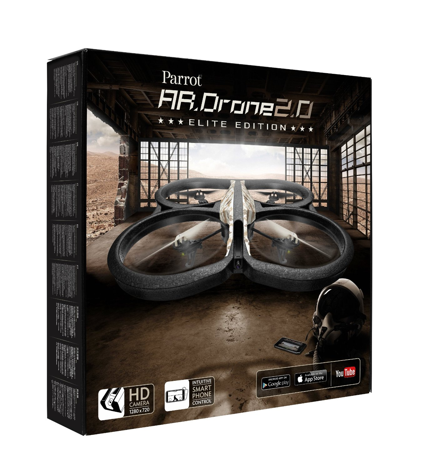 5 iOS Quadcopters and Drones You Should See -