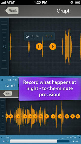 6 Sleep Recorders for iPhone -