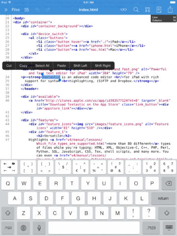 5 iPhone & iPad Apps for Objective-C Coding -