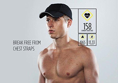 heart rate cap