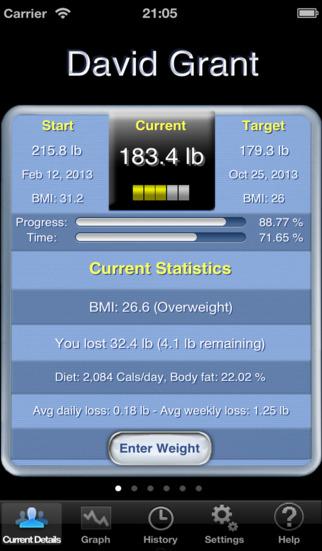 monitor weight