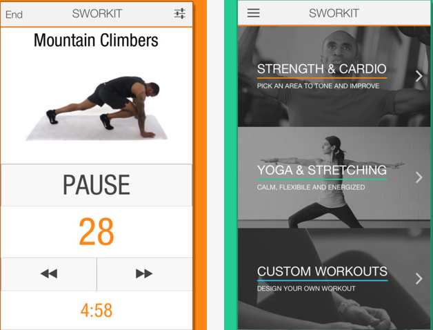 7 Awesome iOS Apps for HIIT -