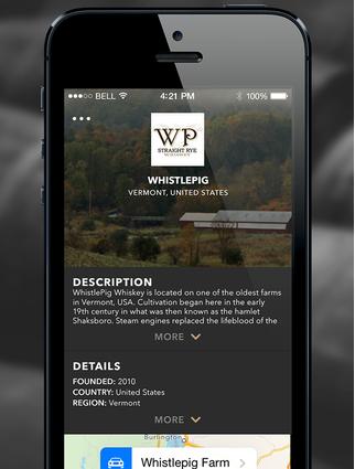 whiskey scanner