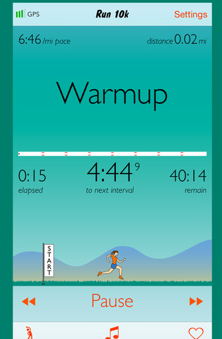 run 10k