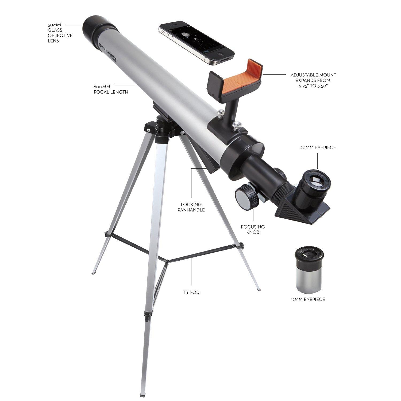 space navigator telescope