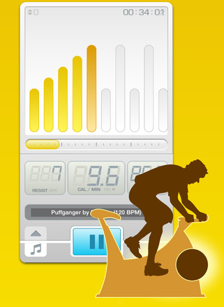 5 Awesome Apps for Indoor Cycling -
