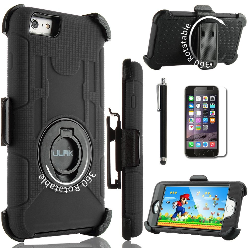 best service ea4e5 eef36 10 Hard, Rugged Cases for iPhone 6 Plus -