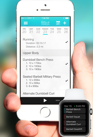 3229835867 8 Gym Log Apps for iPhone   iPad -