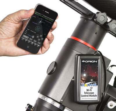 3 WiFi Telescope Adapters for iPhone -
