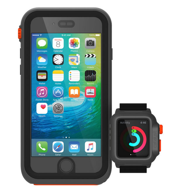 official photos 0773a afe83 Catalyst Case for Apple Watch: Waterproof, Rugged Case -