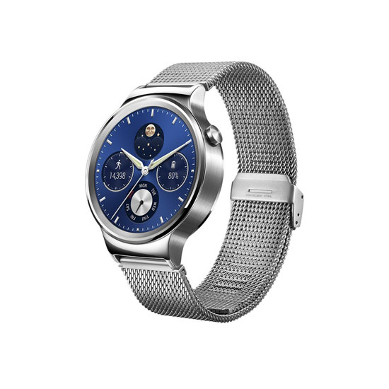 Huawei Android Wear Smartwatch w/ iOS Support -