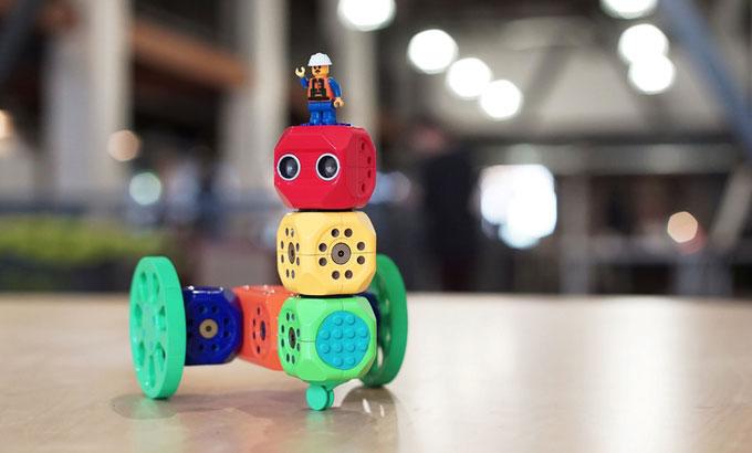 Robo-Wunderkind