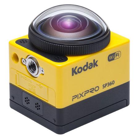 5 iOS-Compatible 360-Degree Cameras -