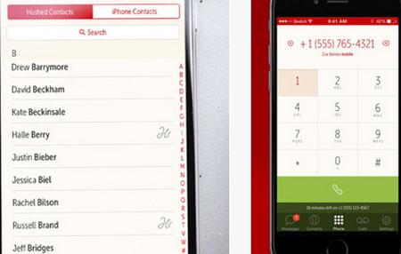 5 iPhone Apps for Temporary Phone Numbers -