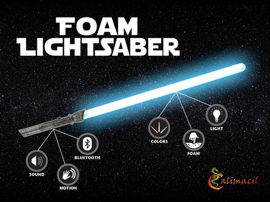 foam-lightsaber