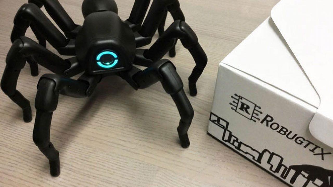 5 App Smart Hexapod & Spider Robots -
