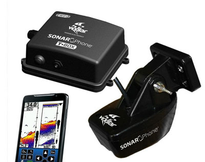 5 Smartphone Compatible Fish Finders -