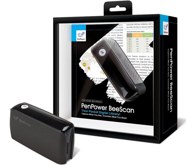 PenPower-BeeScan
