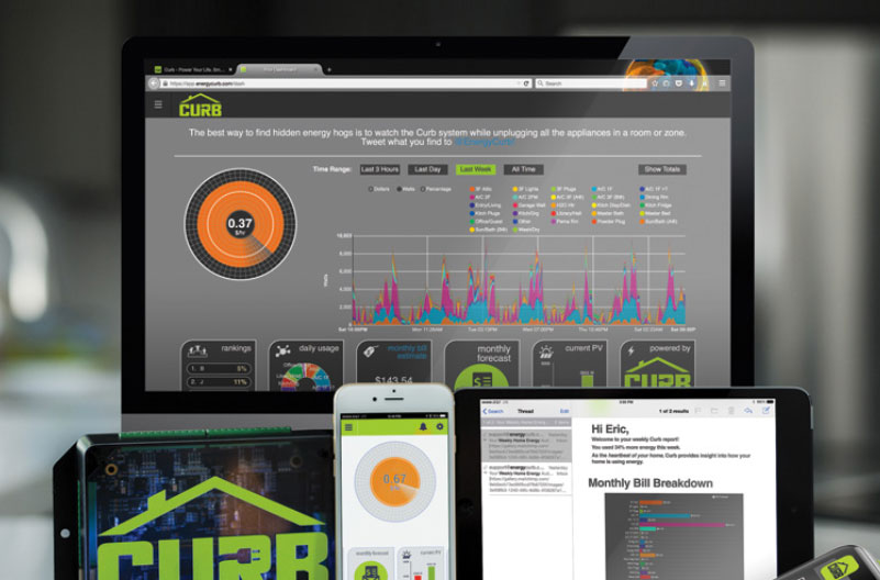 Curb Smart Home Energy Monitoring System