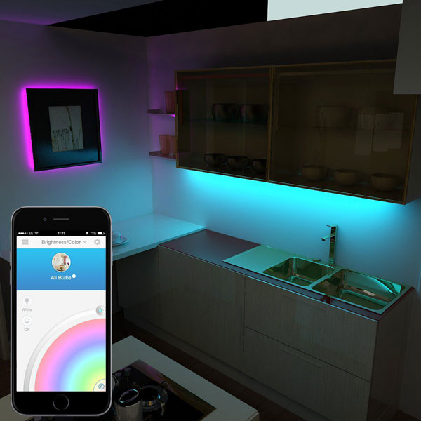 Yeelight: App Controlled Smart LED Strip -