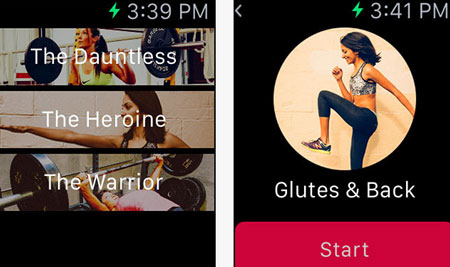 5 Apple Watch Apps for Bodyweight Training -