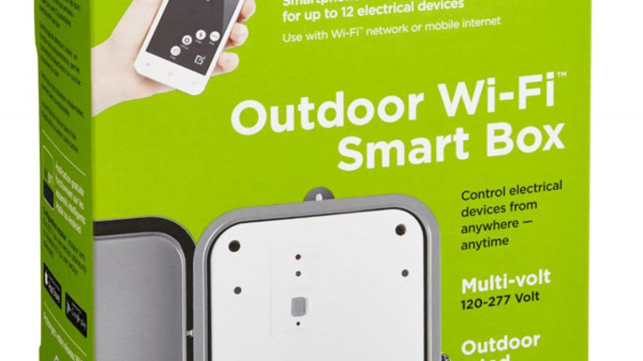 WiOn: Outdoor WiFi Smart Box [iOS / Android] -