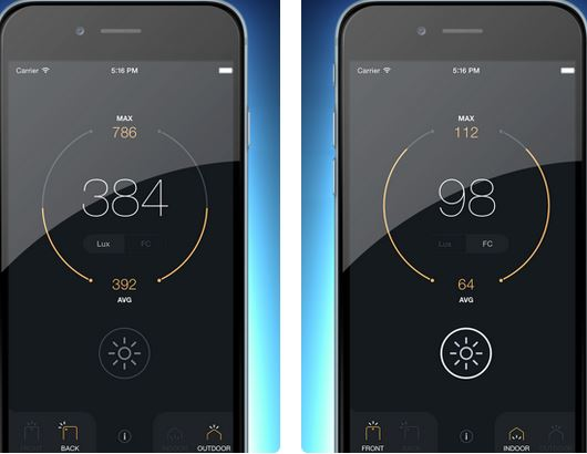 5 Awesome Light Meter Apps For Iphone