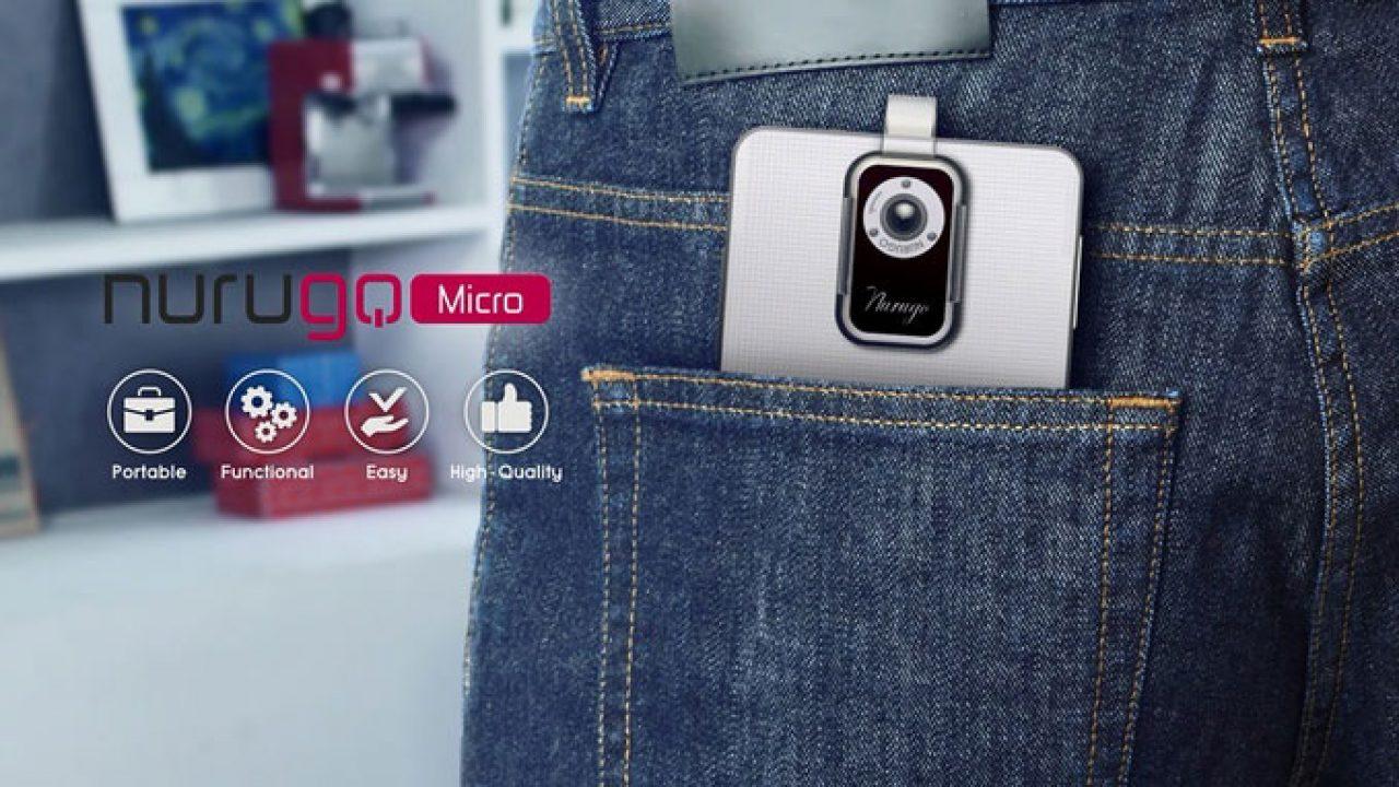 Nurugo Micro: Digital Microscope for Smartphones -
