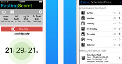 8 Must See Intermittent Fasting Iphone Apps