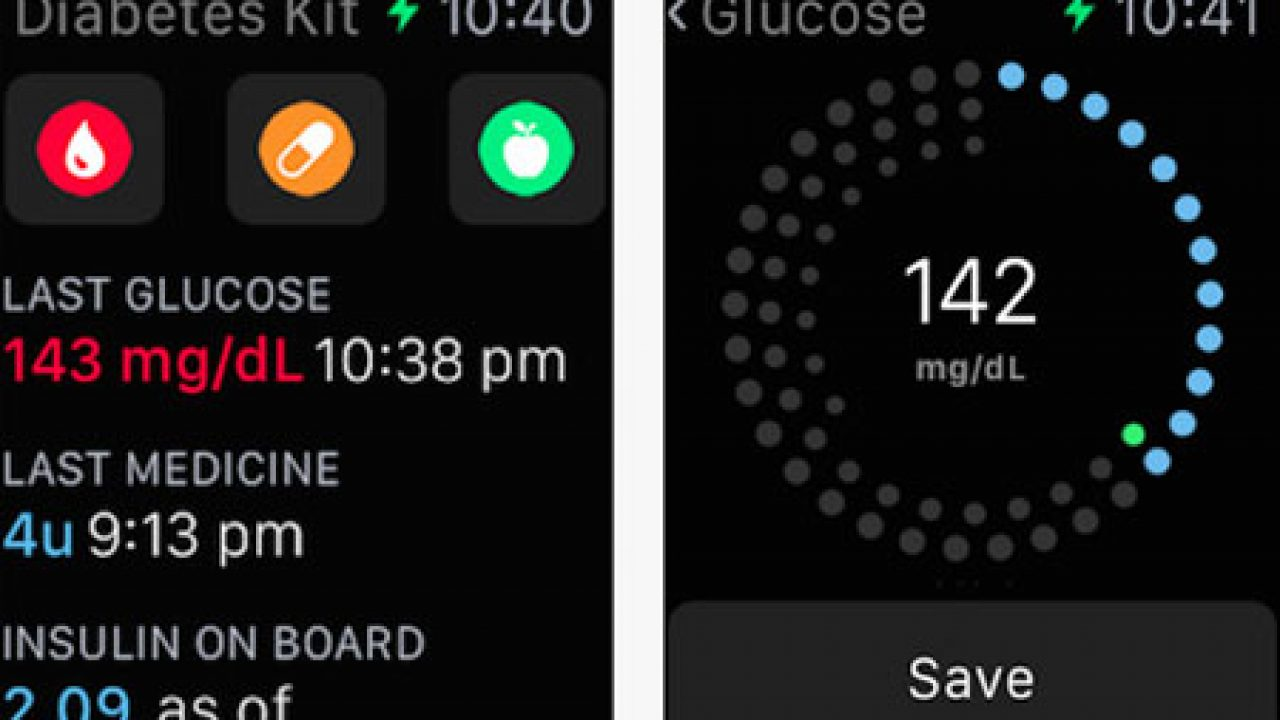 5 Diabetes Apps For Apple Watch