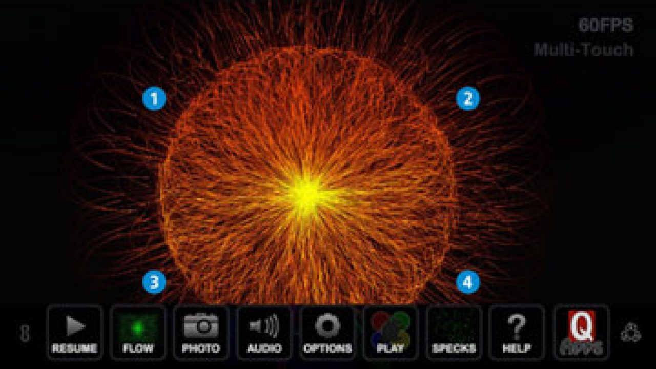 7 Awesome Particle Visualizers for iPhone & iPad -