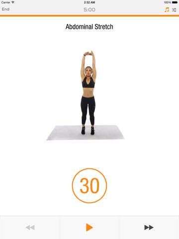 Stretching-Sworkit
