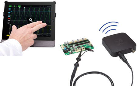 Velleman-WFS210-Digital-Oscilloscope