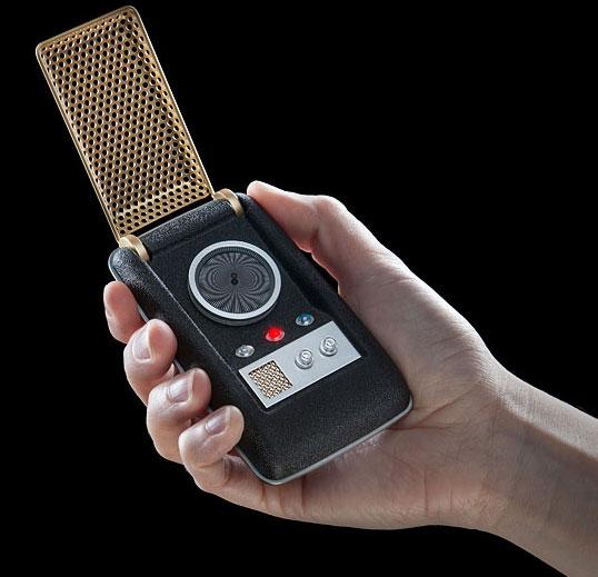 Star Trek Bluetooth Communicator -